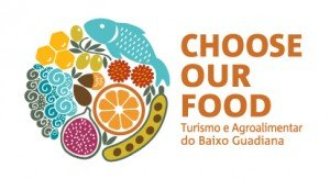 Choose our food logo