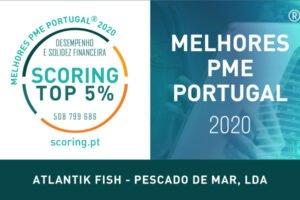 Atlantik Fish | Melhores PME 2020